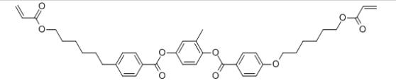 1,4-BIS-[4-(6-ACRYLOYLOXYHEXYLOXY)BENZOYLOXY]-2-METHYLBENZENE cas 125248-71-7