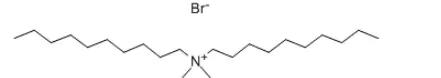Didecyldimethylammonium bromide bromide cas 2390-68-3