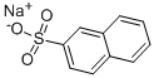 Sodium 2-naphthalenesulfonate Structure