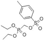 Diethyl (tosyloxy)methylphosphonate Structure
