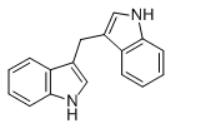 3,3'-diindolylmethane Structure