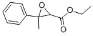Ethyl 3-methyl-3-phenylglycidate Structure