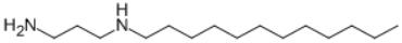 N-Lauryl-1 ,3 propylene diamine Structure