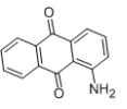 1-Amino anthraquinone Structure