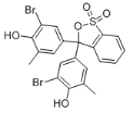 Bromocresol Purple Structure