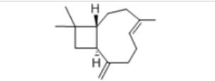 beta caryophyllene Structure