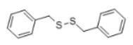 Dibenzyl Disulfide Structure