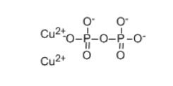 Copper pyrophosphate Structure