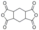 1,2,4,5-cyclohexanetetrcarboxylic dianhydride(HPMDA) Structure