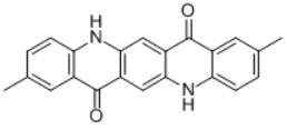 Pigment Red 122 Structure