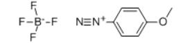 4-methoxybenzenediazonium tetrafluoroborate Structure