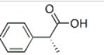 (R)-(-)-2-Phenylpropionic acid Structure