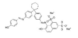 Orange Acid 33 Structure