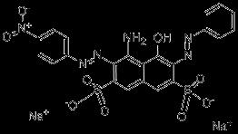 Acid Black 1 Structure