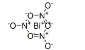 Bismuth Subnitrate Structure