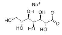 Sodium Glucoheptonate Structure