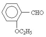 2-Ethoxybenzaldehyde Structure
