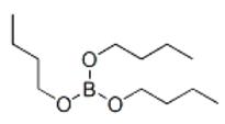 Tributyl borate structure