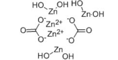 Zinc carbonate Structure