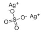 Silver Sulfate Structure