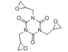 1,3,5-Triglycidyl Isocyanurate Structure