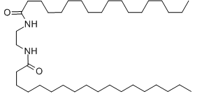 N,N'-Ethylenebis(stearamide) structure