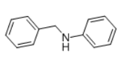 N-Benzylaniline Structure