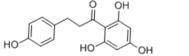 Phloretin Structure