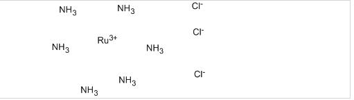 Hexaammineruthenium(iii) Chloride structure