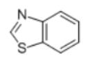 Benzothiazole Structure