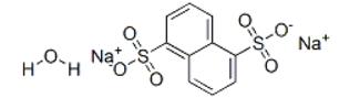 1,5-Naphthalenedisulfonic Acid, Disodium Salt Hydrate structure