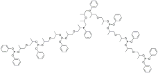 Poly(dipropyleneglycol)phenyl phosphite Structure