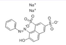 Acid Orange 10 Structure