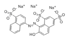 Acid Red 18 Structure