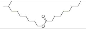 8-Methylnonyl nonanoate Structure