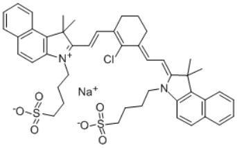 New Indocyanine Green Structure