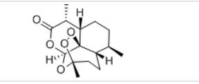 Artemisinin Structure