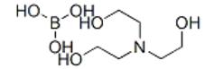 Triethanolamine Borate Structure