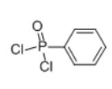 Phenylphosphonic dichloride (BPOD) formula