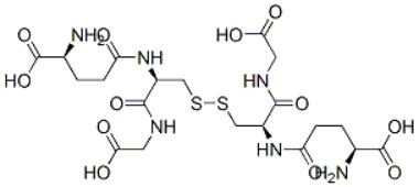 CAS 70-18-8 (Glutathione) Structure