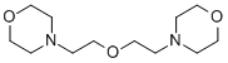 2,2-Dimorpholinodiethylether (DMDEE) structure
