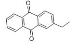 2-Ethyl anthraquinone Structure