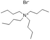 Tetrabutylammonium bromide Structure