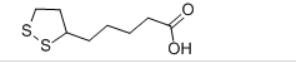 DL-Thioctic acid Structure