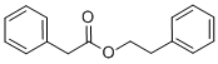 Phenethyl phenylacetate Structure