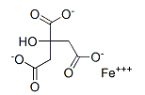 CAS 3522-50-7 (Iron (III) citrate)