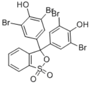 Bromophenol Blue Structure