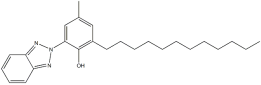 Tinuvin 571 Structure