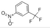 3-Nitrobenzotrifluoride Structure