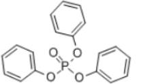 Triphenyl phosphate Structure
